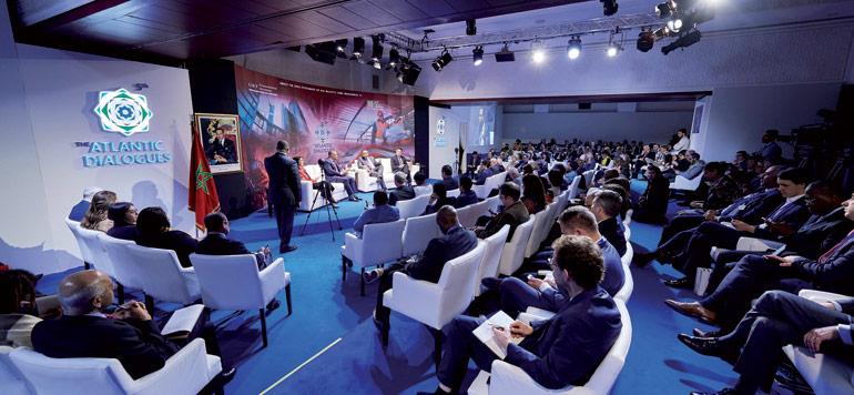 Atlantic Dialogues : les experts ébauchent de nouvelles stratégies pour l'Atlantique
