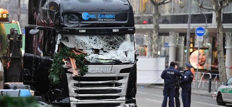 Berlin : le bilan monte à 12 morts et une cinquantaine de blessés