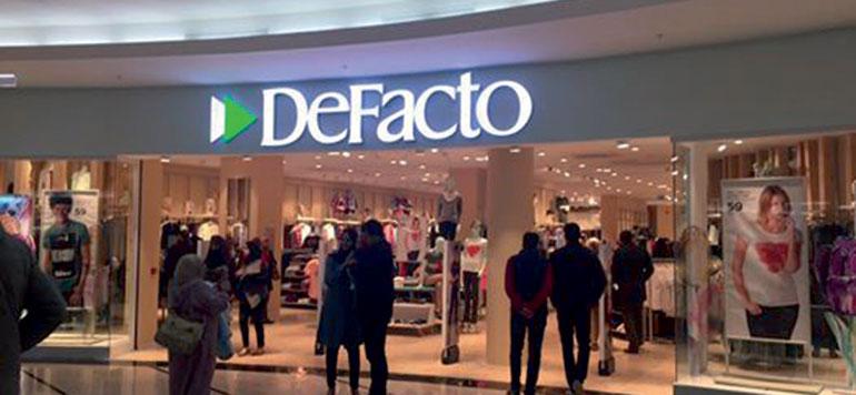 DeFacto ouvre au Maroc son 100e magasin à l'étranger