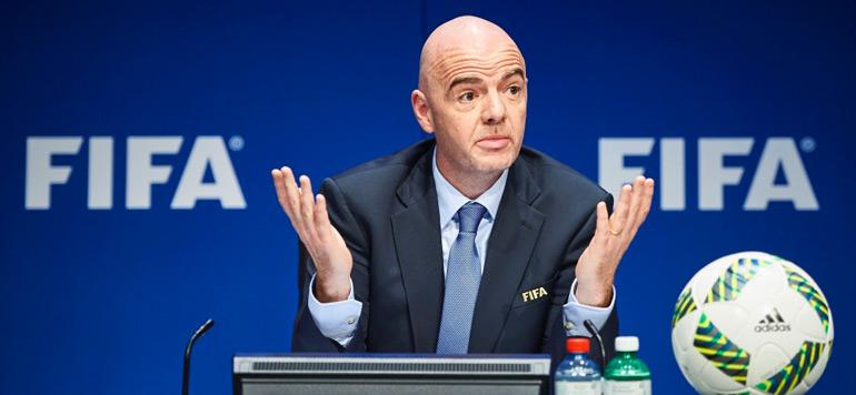Le président de la FIFA intransigeant face à la pédophilies dans le football