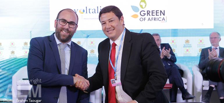 Green of Africa s'allie à des opérateurs internationaux pour développer des projets d'énergies renouvelables