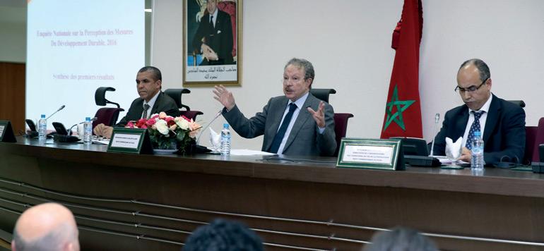 Plus de 80% des Marocains optimistes quant à la réalisation des objectifs de développement durable