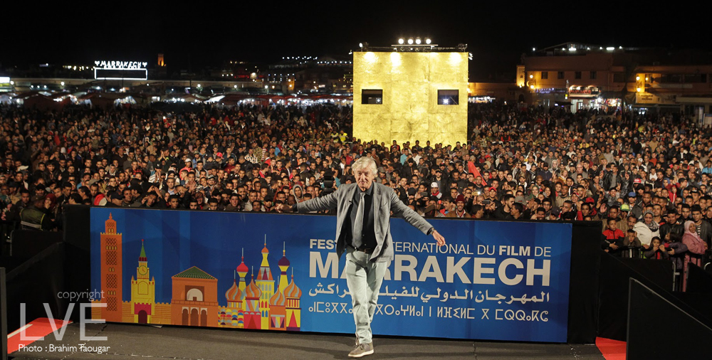 FIFM : le réalisateur Paul Verhoeven veut tourner au Maroc