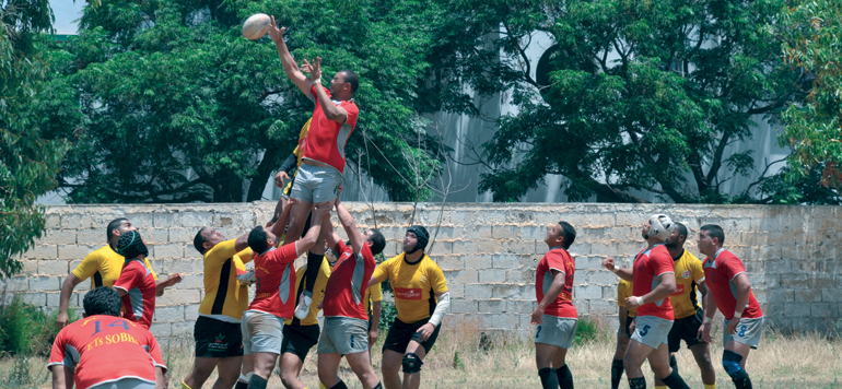 Reprise balbutiante du rugby marocain…