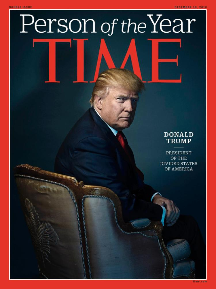 Time Magazine's
