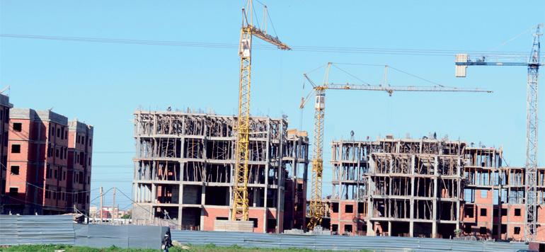 Immobilier : les mises en chantier poursuivent leur descente aux enfers