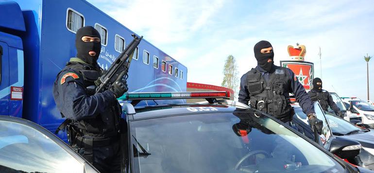 Sécurité : la Police poursuit  sa mutation
