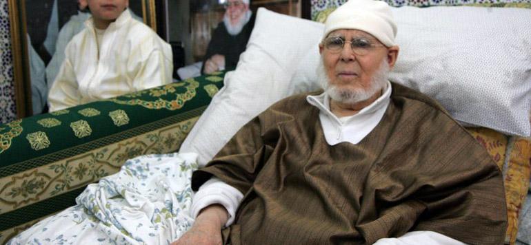 Oujda : Décès de Cheikh Hamza à l'âge de 95 ans