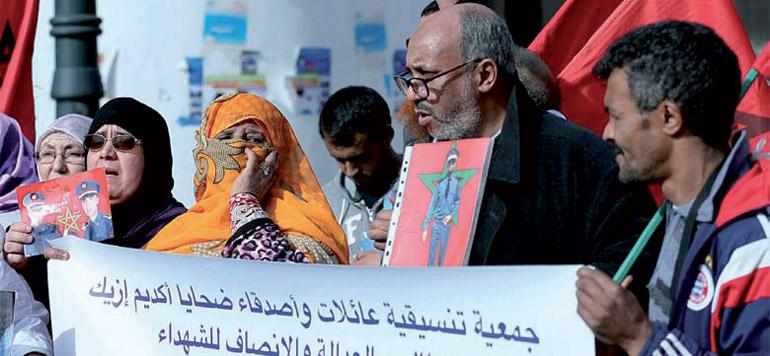 Gdeim Izik : le procès reprend sur fond politique, les victimes recouvrent leur droit de s'exprimer