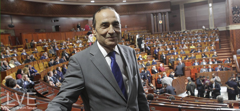 Habib El Malki, nouveau président de l'Union parlementaire arabe