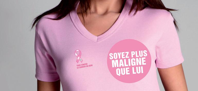 Haro sur le cancer du sein