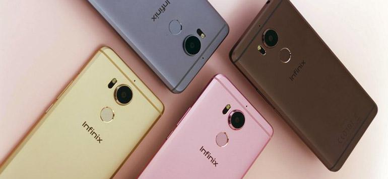 Infinix veut devenir la deuxième marque de smartphones au Maroc