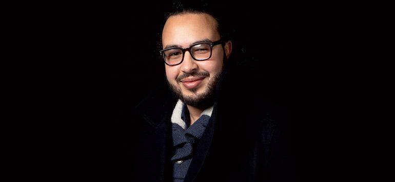 Mohamed El Khadiri, traducteur en série