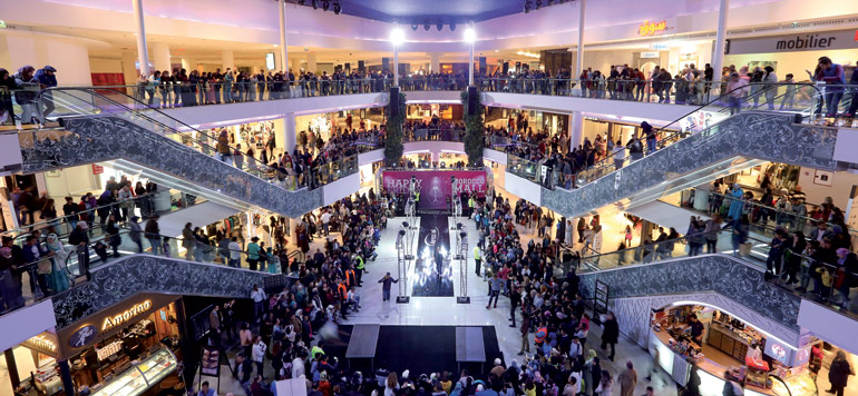 Morocco Mall souffle ses 5 bougies