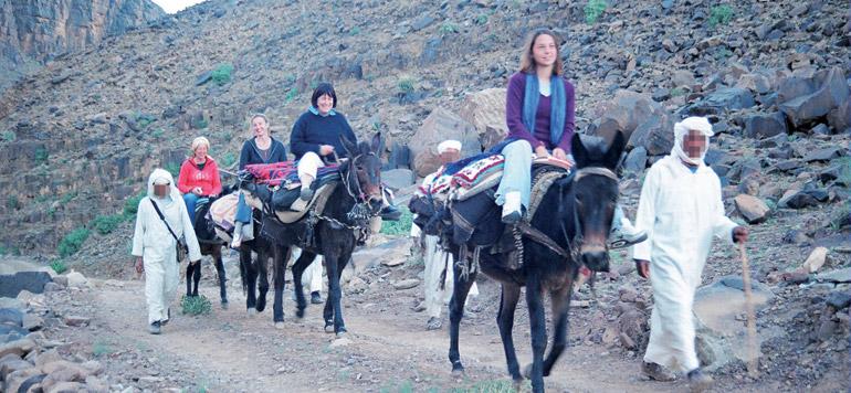 Tourisme rural : le potentiel du Maroc insuffisamment exploité