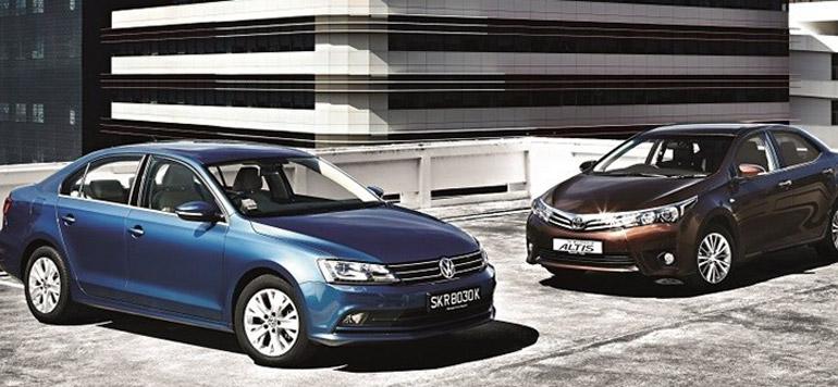 Ventes de voitures : Toyota cède à Volkswagen la place de N°1 mondial