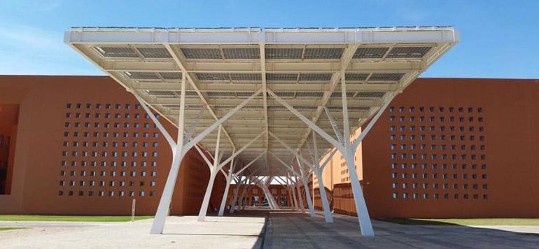 Université Mohammed VI Polytechnique de Benguerir, un pôle d'excellence pour la recherche