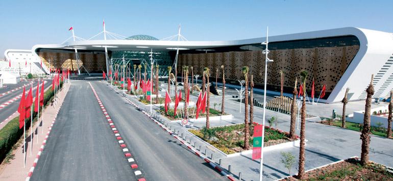Marrakech : le trafic aérien à la hausse