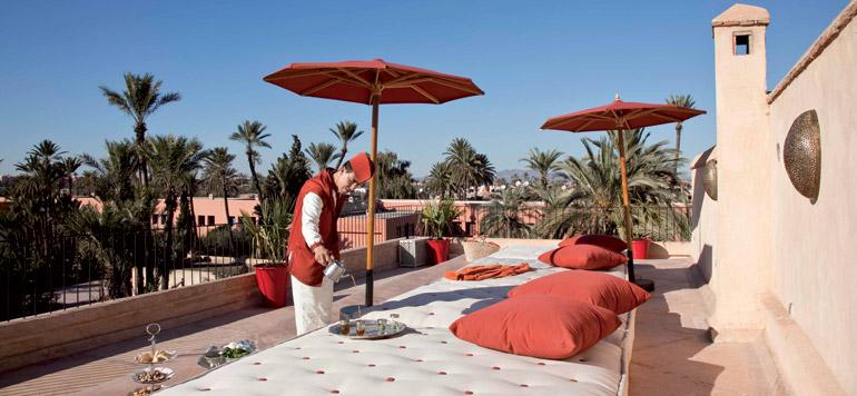 Tourisme : Hausse de 18 % des nuitées dans les établissements hôteliers Marrakech