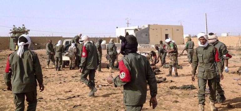 Un attentat suicide dans le nord du Mali fait 47 morts