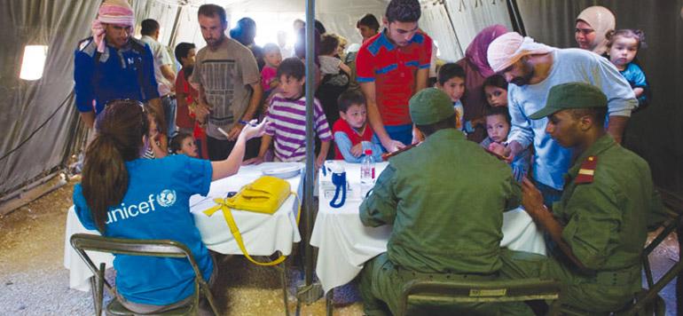 Le camp Zaatari fait son bilan !