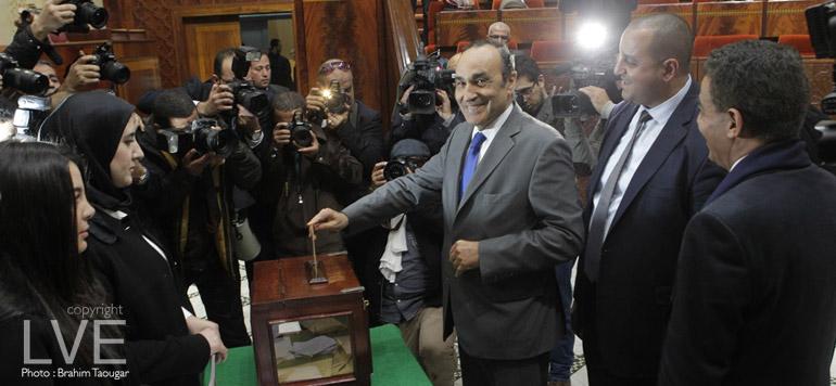 Habib El Malki élu président de la chambre des Représentants