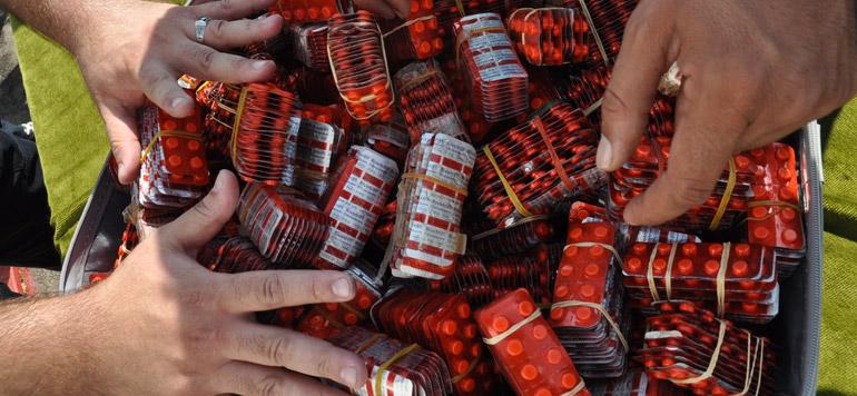 Tanger: un individu arrêté pour trafic de drogues et de psychotropes