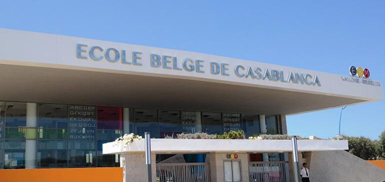 Un deuxième établissement scolaire belge ouvre à Nouaceur