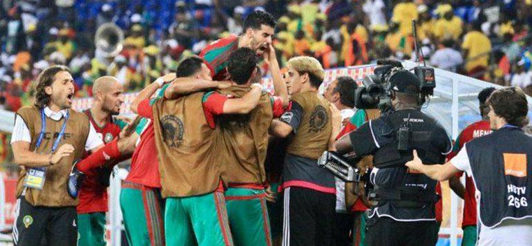 CAN 2017 : le Maroc 7e  sur 16 nations