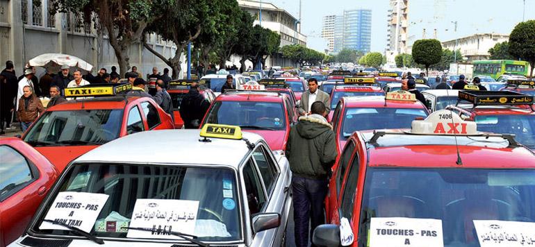 Casablanca : le double discours des chauffeurs de taxis !