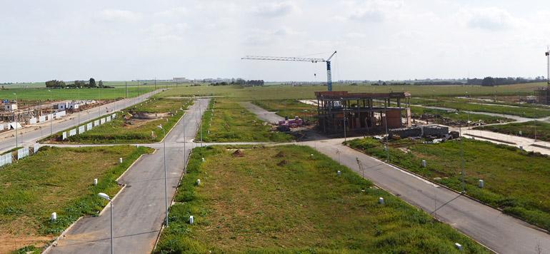 La procédure d'expropriation des terrains sera plus souple d'ici fin 2017