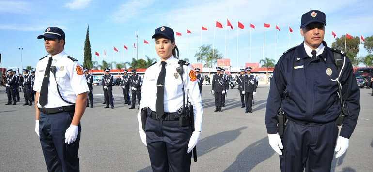 Promotions chez la police