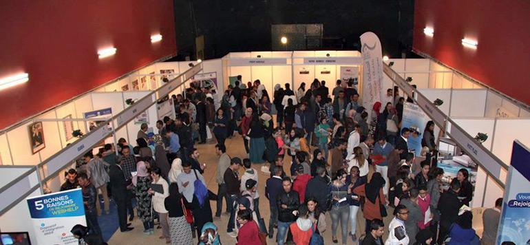 AmalJOB démarre sa caravane Emploi et Métiers 2017 à Marrakech