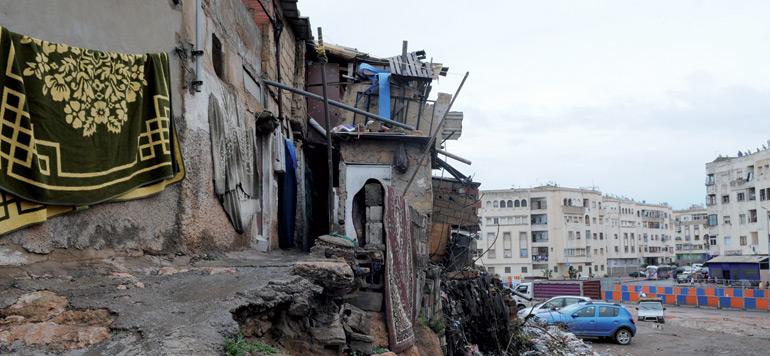 Bidonville Lmoumnia : les habitants racontent leur quotidien…