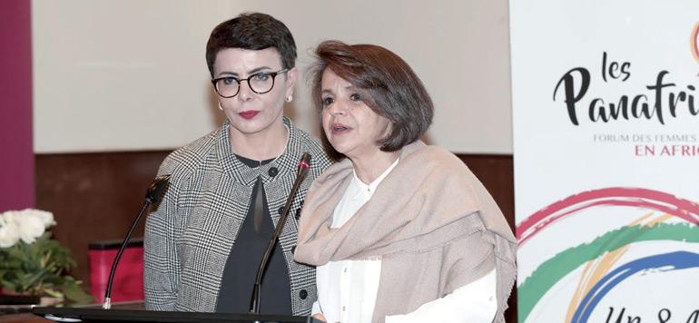 Cents femmes journalistes réunies à Marrakech