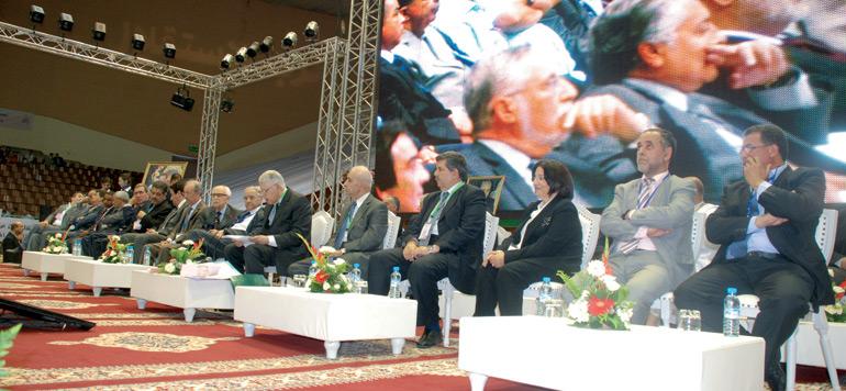 A un mois du congrès, Chabat verrouille l'appareil de l'Istiqlal
