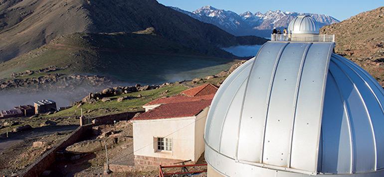 Des exoplanètes vues d'Oukaïmeden !