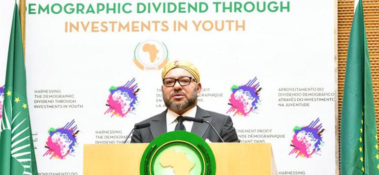 Discours royal à Addis-Abeba : les grandes lignes