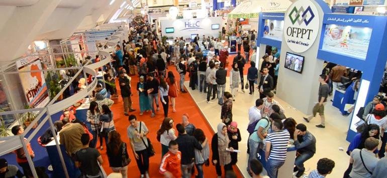Rabat abrite la 17ème édition du Forum international de l'étudiant