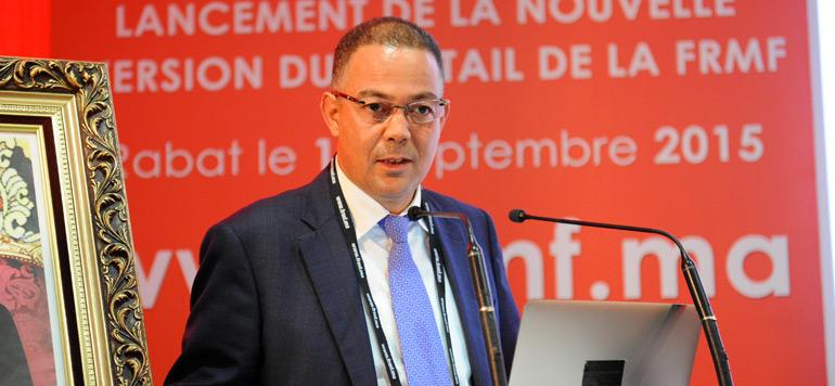 Fouzi Lekjaa élu membre du Comité exécutif de la CAF