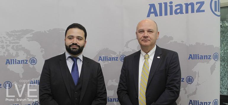 Allianz vise plus de 8% du marché de l'assurance  d'ici 2021