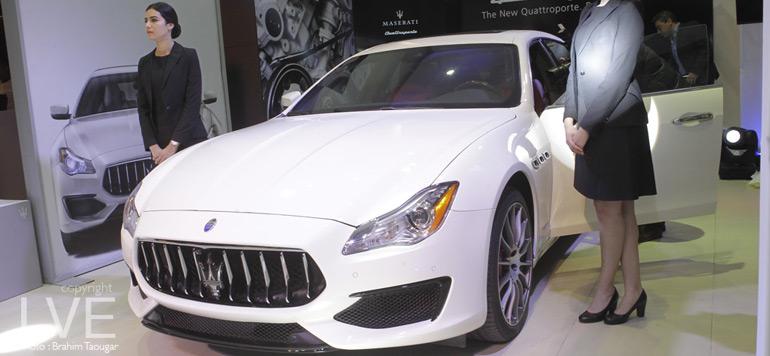 La nouvelle Maserati Quattroporte 2017 débarque au Maroc