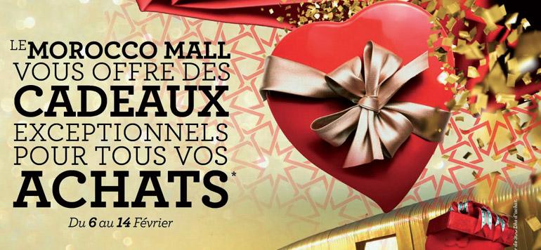 Le Morocco Mall fête la Saint-Valentin