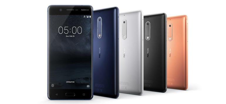 Nokia lance une nouvelle gamme de smartphones et relance le mythique 3310