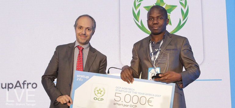 L'OCP récompense des startups africaines