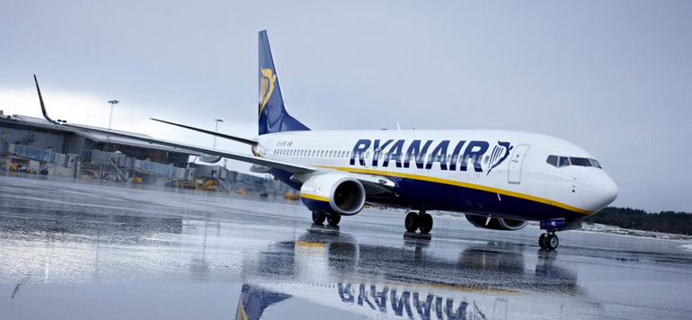 Ryanair reliera Marrakech et Cracovie dès octobre 2017
