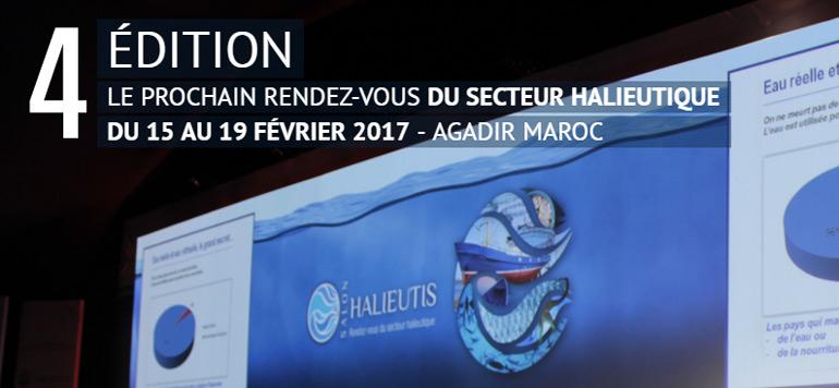 Agadir : La France invitée d'honneur au Salon Halieutis