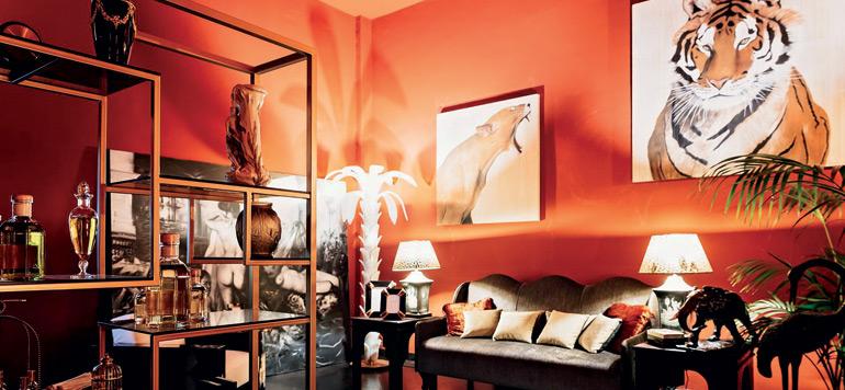 Tandem, une galerie de luxe à Rabat
