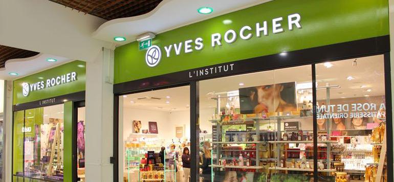 Yves Rocher poursuit son développement