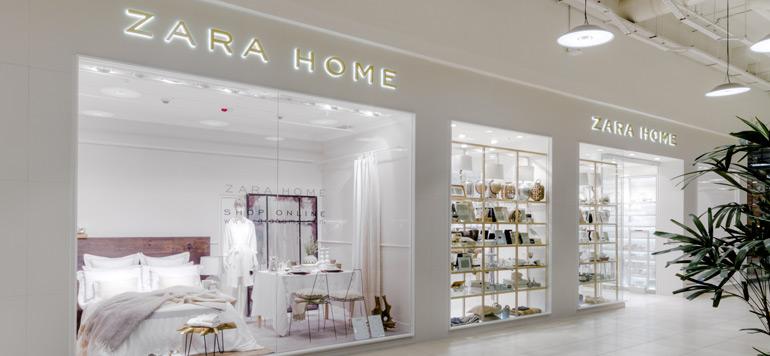Le groupe Aksal ouvre le plus grand Zara Home en Afrique
